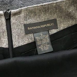Banana Republic Skirts - Banana Republic Heathered Pencil Skirt